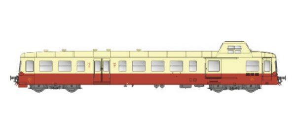 LS Models 10134  Diesel Railcar X3800, SNCF