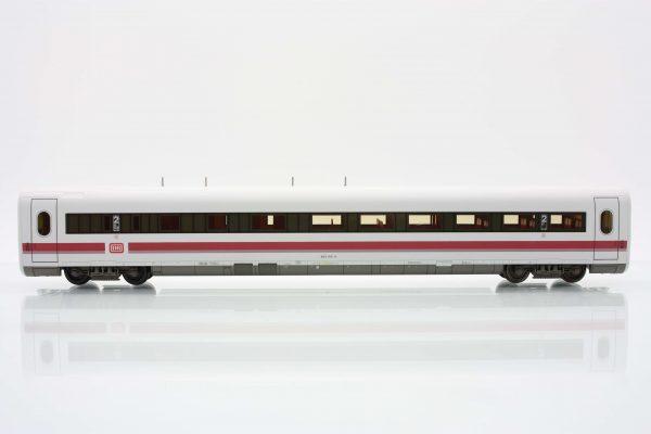 """Fleischmann 4445  """"ICE 1"""" 2nd class service car, DB"""