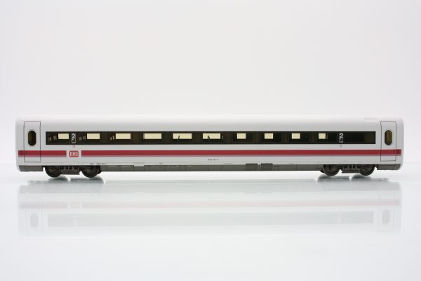 """Fleischmann 4446  """"ICE 1"""" 2nd class intermediate, DB"""