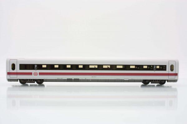 """Fleischmann 4449  """"ICE 1"""" 2nd class intermediate, DB"""