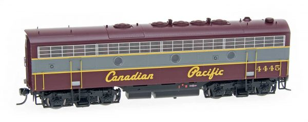 Intermountain Railway 49538S  Diesel Locomotive F7B, Canadian Pacific (DCC/Sound)