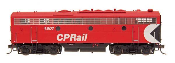 Intermountain Railway 49589S  Diesel Locomotive F9B, CP Rail (DCC/Sound)