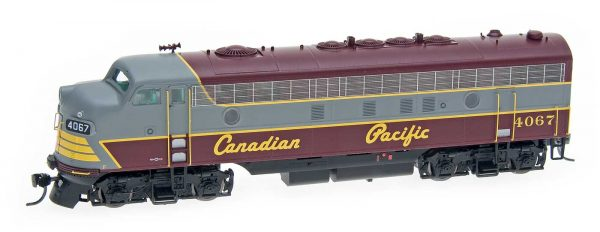 Intermountain Railway 49938S  Diesel Locomotive FP7, Canadian Pacific (DCC/Sound)