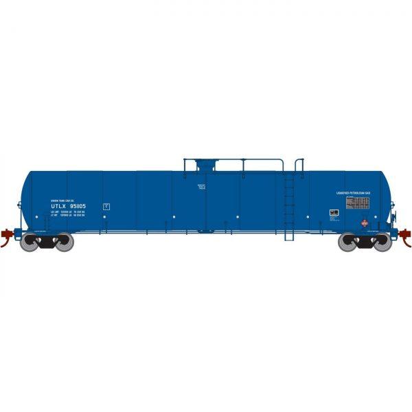 Athearn Genesis 25607 33,900 Gallon LPG Tank, UTLX