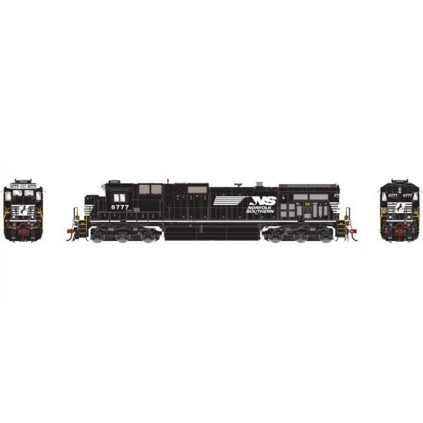 Athearn Genesis 31600  Diesel Locomotive Dash 9-40C, NS (DCC/Sound)