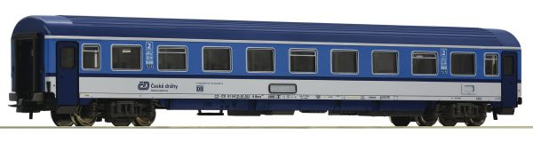 Roco 54170  2nd class EC fast train coach, CD