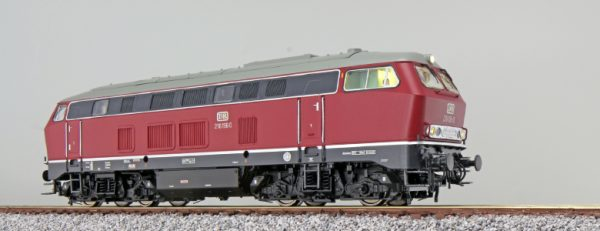 ESU 31002  Diesel Locomotive BR 216, DB (Digital Sound+Smoke, DC/AC)