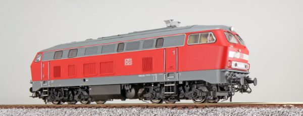 ESU 31013  Diesel Locomotive BR 218, DB AG (Digital Sound+Smoke, DC/AC)