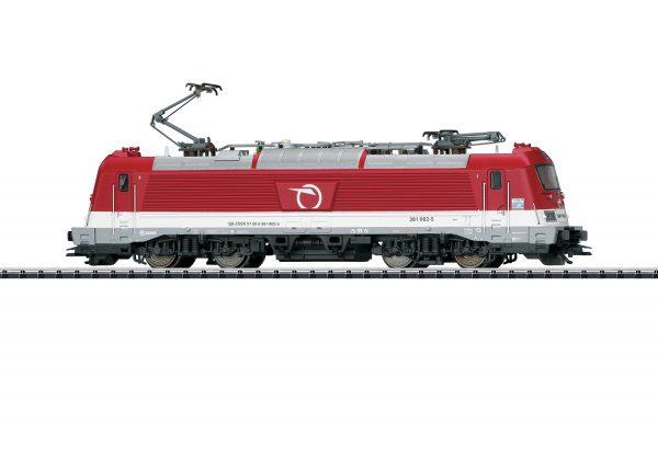 Trix 22186  Electric locomotive class 381, ZSSK (DCC/Sound)