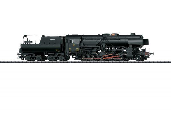 Trix 22220  Steam locomotive series T30, CFL (DCC/Sound)