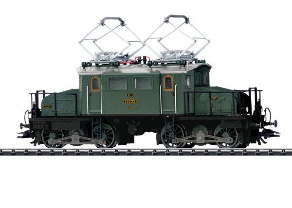 Trix 22269  Electric locomotive series 38, K.BAY.STS.B. (DCC/Sound)