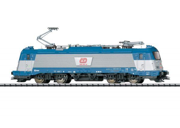 Trix 22298  Electric locomotive class 380, ČD (DCC/Sound)