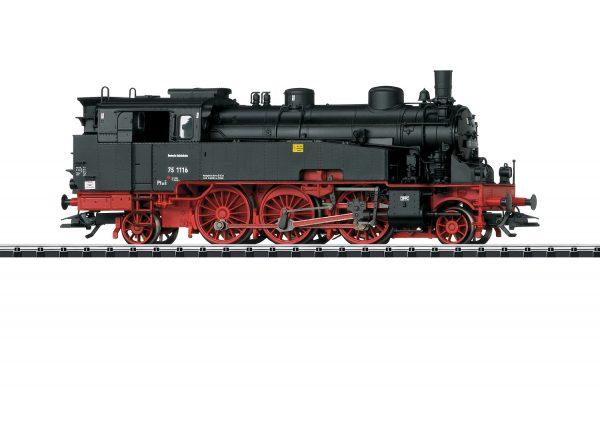 Trix 22792  Steam locomotive class 75.4, DR (DCC/Sound)