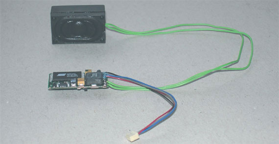 Piko 56199  Sound Kit for Stadler GTW