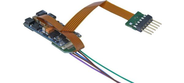 ESU 51994  Adapter board, 18-pin Next-18 socket to NEM651 6-pin
