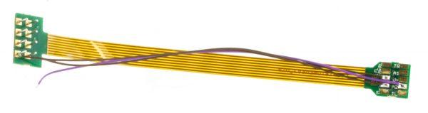 ESU 51995  Adapter board, 18-pin Next-18 socket to NEM652 8-pin