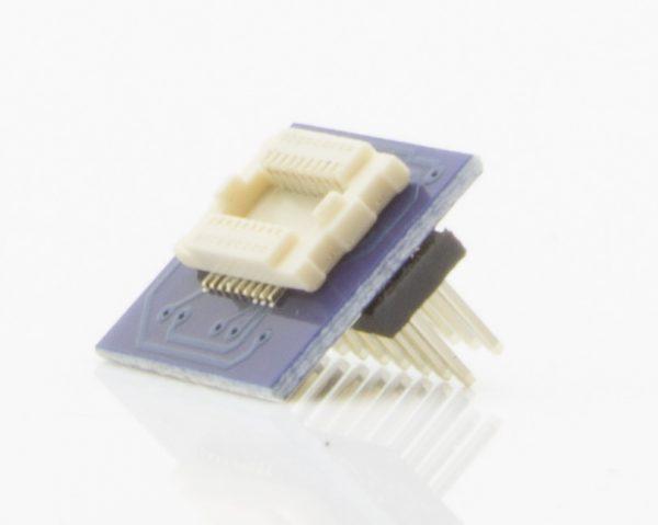 ESU 51996  Adapter board, 18-pin Next-18 socket to Plux16
