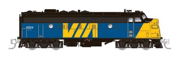 Rapido Trains 530009  Diesel Locomotive FP9A, VIA-CN