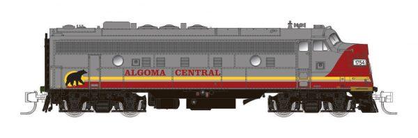Rapido Trains 530015  Diesel Locomotive FP9A, Algoma Central