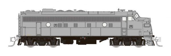 Rapido Trains 530018  Diesel Locomotive FP9A, Undecorated