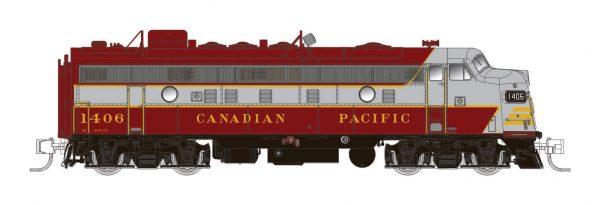 Rapido Trains 530020  Diesel Locomotive FP9A, CP Block
