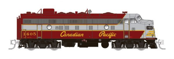 Rapido Trains 530024  Diesel Locomotive FP9A, CP Script