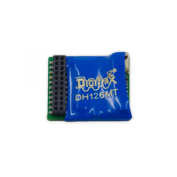Digitrax DH126MT    Decoder with 21MTC interface