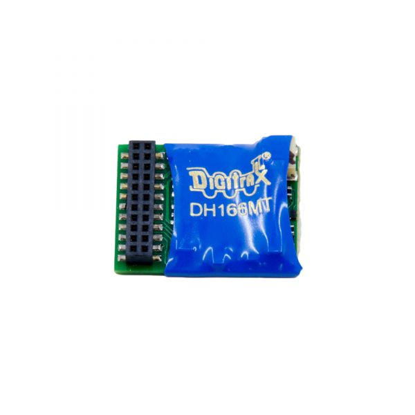 Digitrax DH166MT   Decoder with 21MTC interface