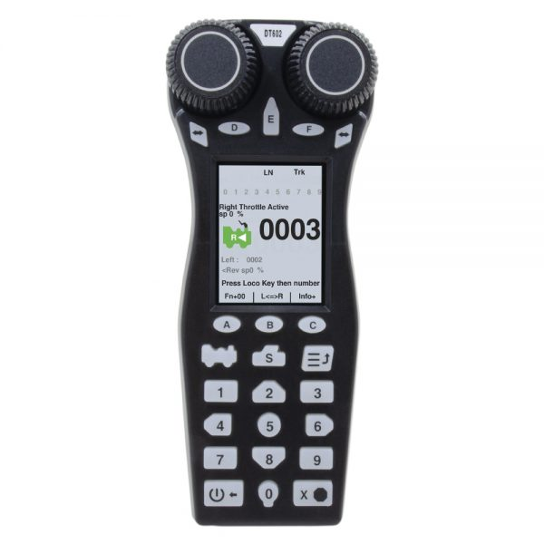 Digitrax DT602D  Advanced Duplex Super Throttle