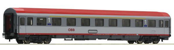 Roco 54163  1st class Eurofima fast train coach, ÖBB
