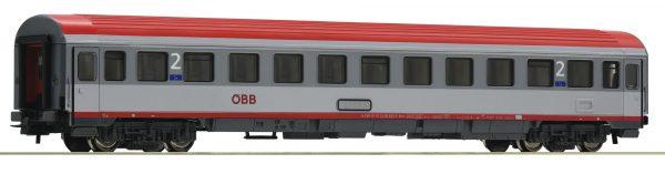 Roco 54164  2nd class Eurofima fast train coach, ÖBB
