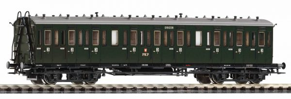 Piko 53330  2nd class compartment car, PKP