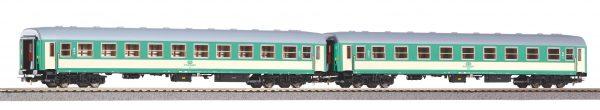 Piko 58395  2 piece set: Passenger Coaches, PKP
