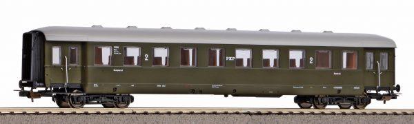 Piko 53282   2nd class passenger car, PKP