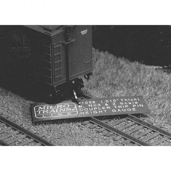 Micro Trains 98800034 (1056)   Trip Pin Height Gauge N, Nn3, Z