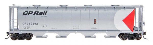 InterMountain Railway 45221-31  Cylindrical Covered Hopper, CP Rail