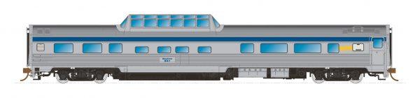 Rapido Trains  550005 The Canadian 10-Car Set - Via Rail