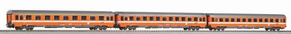 Piko 58224   Set of 3 passenger coaches Eurofima, FS