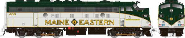 Rapido Trains 14112    Diesel Locomotive EMD FL9, Maine Eastern