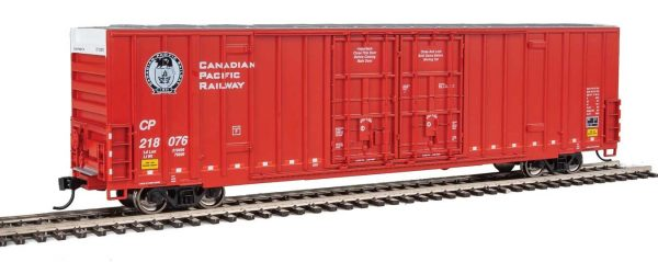Walthers Mainline 2990   60' High-Cube Plate F Boxcar, CP