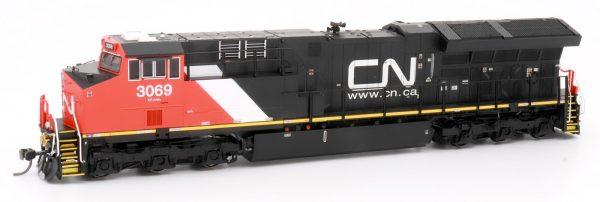 Intermountain Railway 497102S-16  Diesel Locomotive Tier 4 GEVO, CN (DCC/Sound)