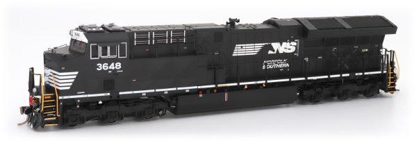 Intermountain Railway 497105-12 Diesel Locomotive Tier 4 GEVO, NS