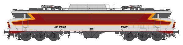 LS Models 10321S  Electric locomotive CC 6503 TEE, SNCF (DCC/Sound)