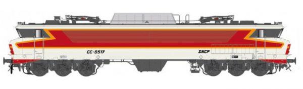 LS Models 10324S  Electric locomotive CC 6517 TEE, SNCF (DCC/Sound)