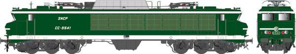 LS Models 10325  Electric locomotive CC 6541 Maurienne, SNCF