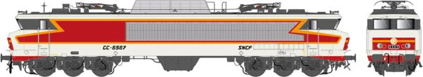 LS Models 10328  Electric locomotive CC 6567 TEE, SNCF