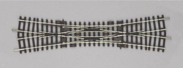 Piko 55224  HO Double-Slip Switch 15°/239mm