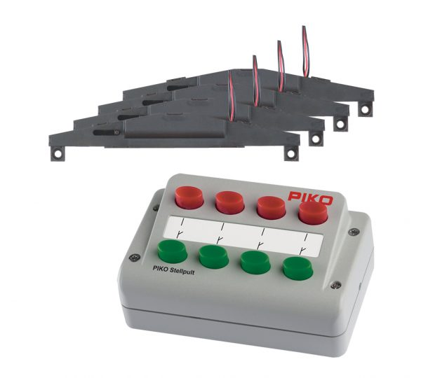 Piko 55392  HO Switch Powering Set for 4 Switches