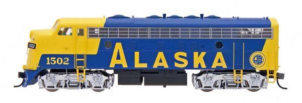Intermountain Railway 69266-04  EMD F7A Locomotive, Alaska Railroad