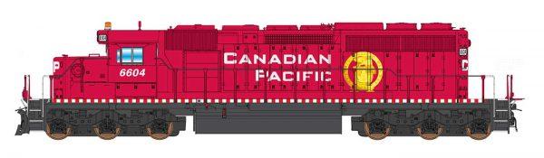 Intermountain Railway 69377-01  SD40-2 Diesel Locomotive, CP